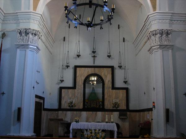 Ermita de la Virgen del Agua
